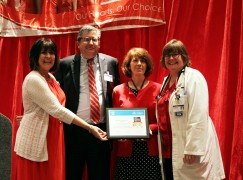 """Local Hospital Earns Get With """"The Guidelines – Stroke Gold"""" Award"""