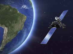 Indiana-Made Satellite Now in Orbit Over Earth