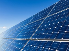 Solar Project Dedicated in Crawfordsville