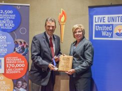 Community Healthcare System Hospitals Receive Lake Area United Way Honor