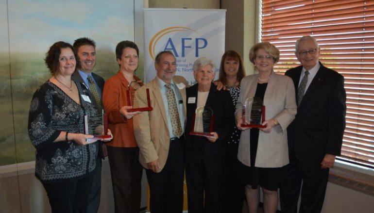 Association of Fundraising Professionals Celebrates National Philanthropy Day