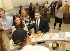 Purdue opens state-of-the-art food product development laboratory