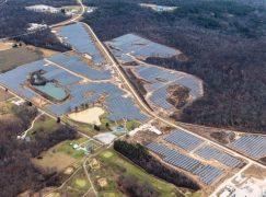 Duke Energy's New Solar Plant Operational at NSA Crane