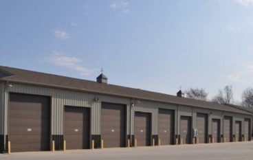 504 Financing Helps Storage Company Expand