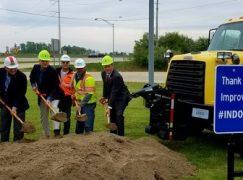 Ground Broken on $62 Million I-65 Project