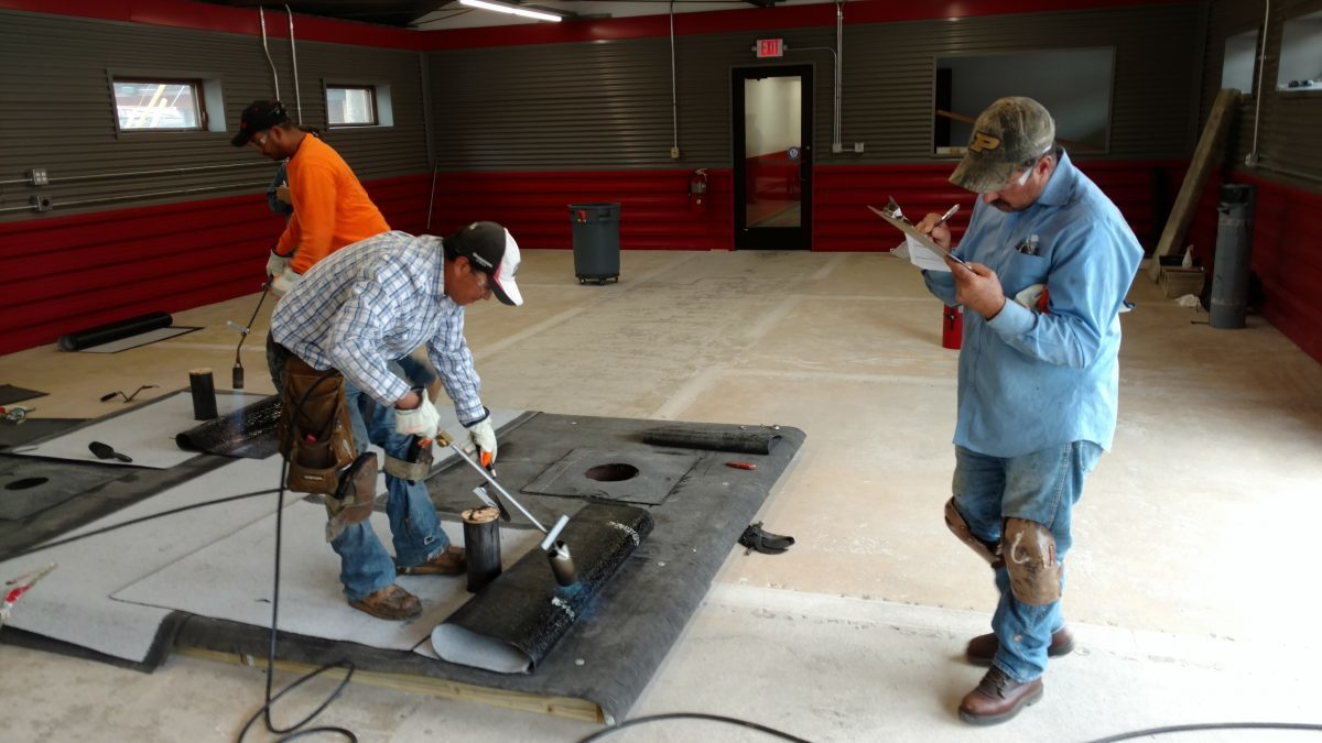 Korellis Roofing Inc Hires New Trainer And Opens New