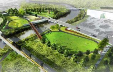 Transformation of Former Muncie Brownfield Sites Underway