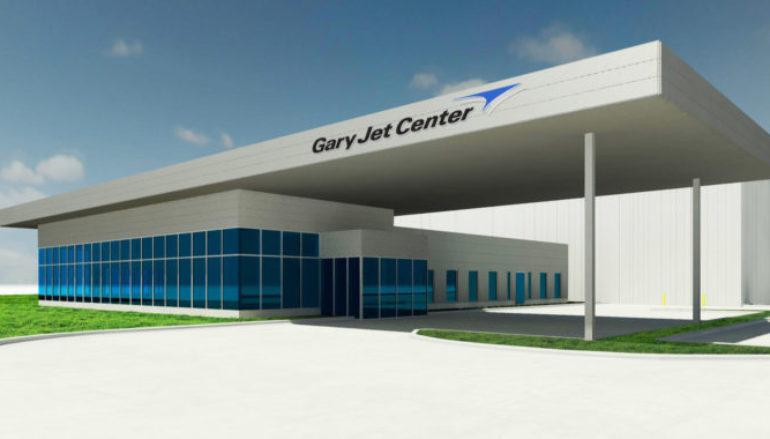Corporate Flight Center Opens at Gary Jet Center