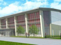 IU Breaks Ground on 3,000-Seat Facility