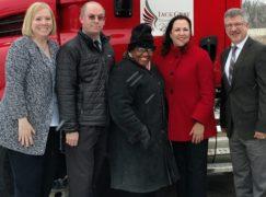 Jack Gray Transport, Inc. Debuts New Clean Diesel Trucks