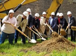 East Chicago Breaks Ground on $4M Fitzsimmons Redevelopment