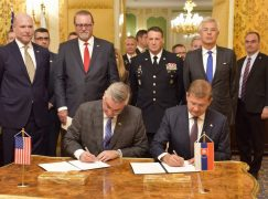 Indiana and Slovakia Form Partnership to StrengthenEconomic, Defense Ties