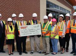 1st Source Bank Donates $100,000 to Southwestern Michigan College