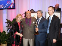 St. Catherine Hospital CEO Receives Business Person of the Year Award