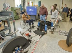 Trine Receives Grant for NASA Rover Challenge