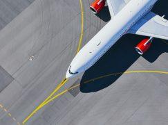 Airport Completes Parking Lot Rehabilitation Project