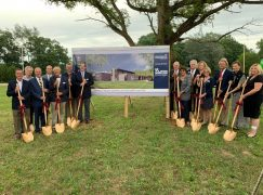 Healthcare Foundation of La Porte Breaks Ground
