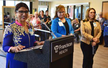 Franciscan Health Dyer Celebrates Expansion/Renovation
