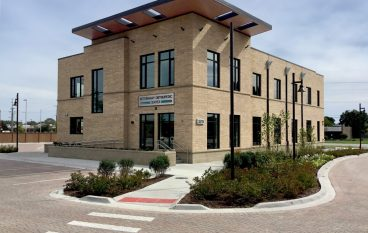 Indiana's First LEED Certified Neighborhood Development