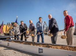 Lehigh Breaks Ground on New $600M Plant