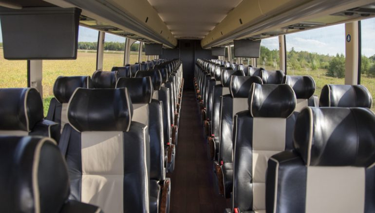 New Corporate Luxury Bus Line Connects Chicago and NWI