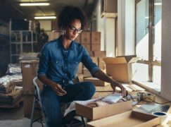 Reaching New Markets: Small Firms are Exporting