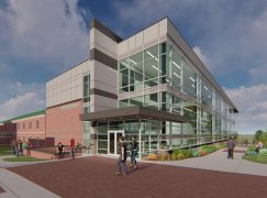 $1M Pledge for Engineering Building Expansion
