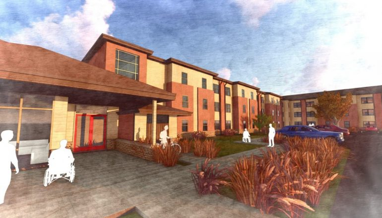 75-Unit Veteran Housing Project Ready to Start