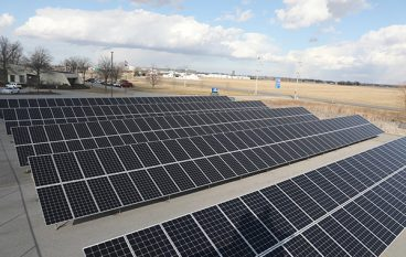 Three Solar Projects Completed with Zero Construction Waste