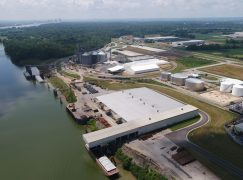 Barge Project Earns Grant, Removes 2,000 Trucks from Highway