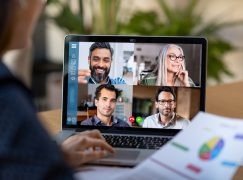 What are your company's recommendations for successful teleworking?