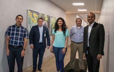 Community Healthcare IT Team Earns Award