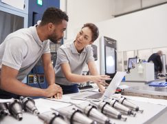 Partnership Results in New Skills and Improved Efficiencies