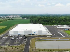 PepsiCo Opens New Sales and Distribution Center