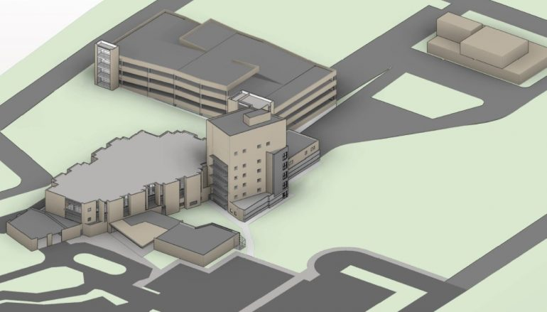 $20M Hospital Repurpose Project Detailed