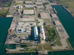 $4M Awarded to Ports of Indiana for New Bulk Storage Facility