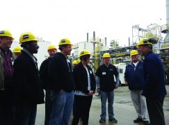 Safety Expert Teams Up with PNW Students for Training Project
