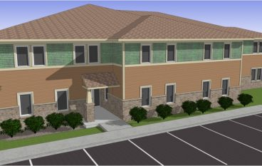 Ground Broken on New Permanent Supportive Housing
