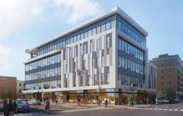 Partners Ahead of Schedule on $20M Building