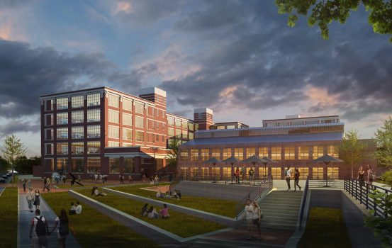 $286M Financing Closed for Electric Works Project