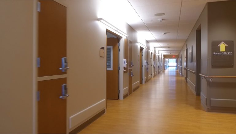 Franciscan Health Opens 25-Bed Expansion, $16.5M