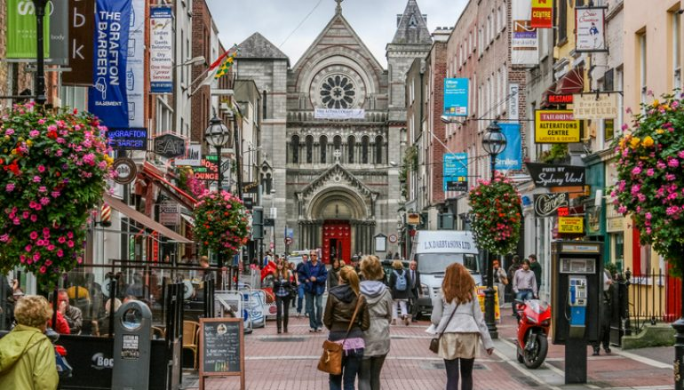 Notre Dame Launches Initiative with Royal Irish Academy