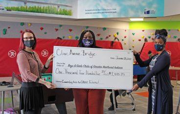 Cline Avenue Bridge Donates Opening Day Proceeds