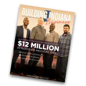 Building Indiana Magazine November December