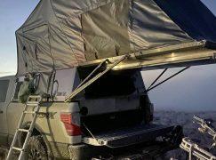Truck Bed Camper Startup Chooses Indiana