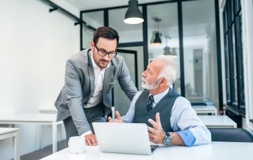 Seven Tips for Young Managers with Older Workers