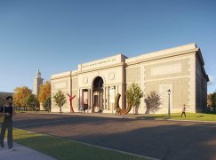 Notre Dame Breaks Ground on New Museum of Art