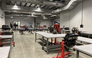 $14M Automotive Tech Center Opens at Ivy Tech
