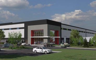Construction Starts on Two New Spec Buildings
