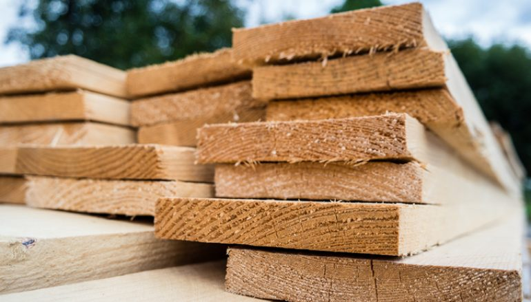 Wood Manufacturer Breaks Ground on New Facility